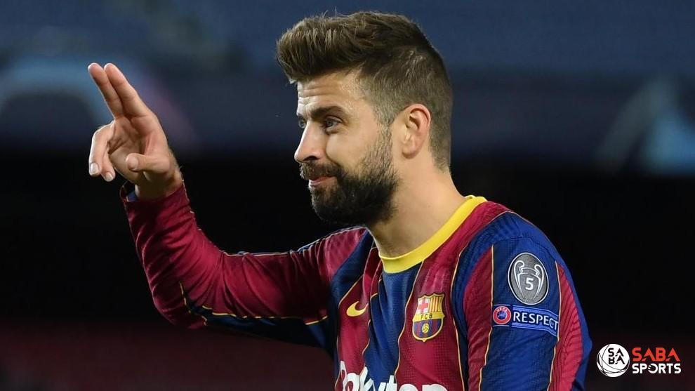 Pique ghi bàn giúp Barca đảm bảo chiến thắng