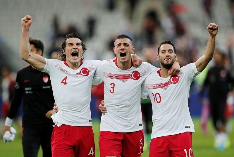 Thổ Nhĩ Kỳ đang sở hữu một đội hình khá mạnh. (Ảnh: SillySeason)