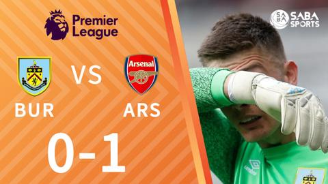 Burnley vs Arsenal - vòng 5 Ngoại hạng Anh 2021/22