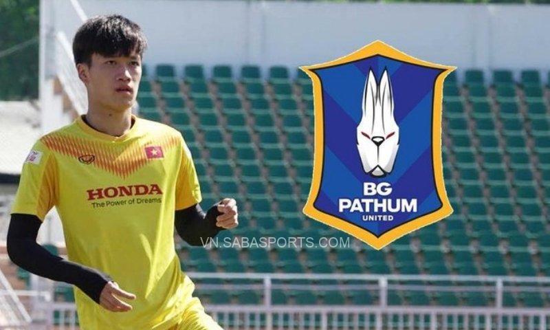 NÓNG: Pathum United gửi lời đề nghị chiêu mộ Hoàng Đức