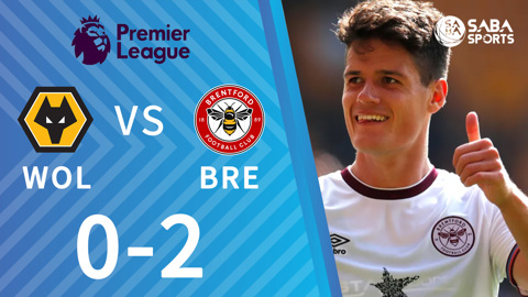 Wolves vs Brentford - vòng 5 Ngoại hạng Anh 2021/22