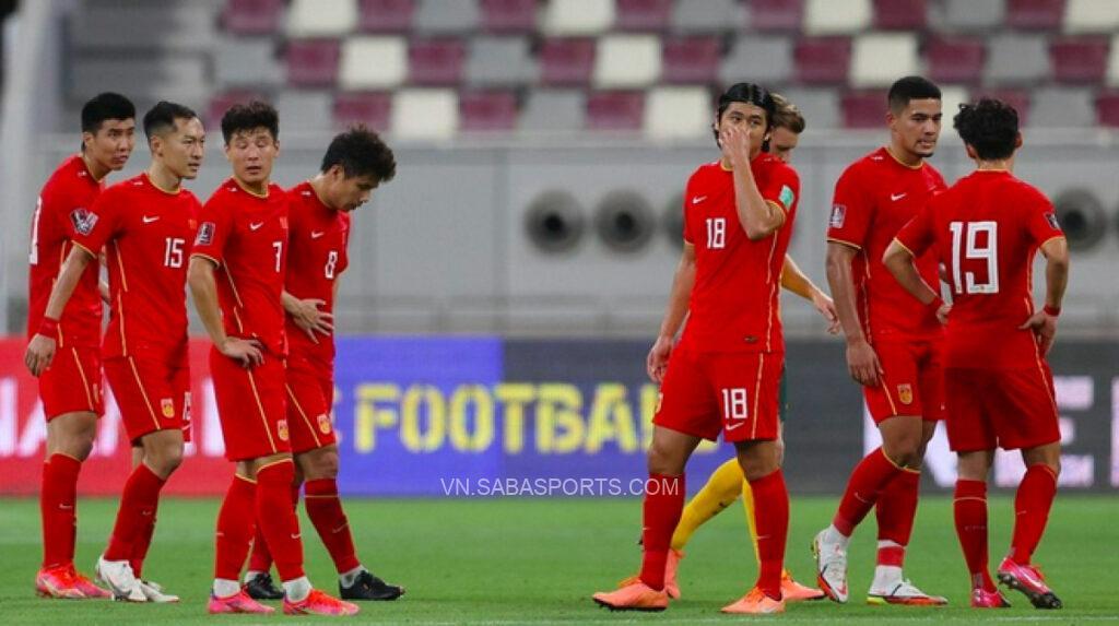 ĐT Trung Quốc đang nhận nhiều sự hoài nghi sau 2 trận đầu