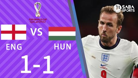 Anh vs Hungary - vòng loại World Cup 2022