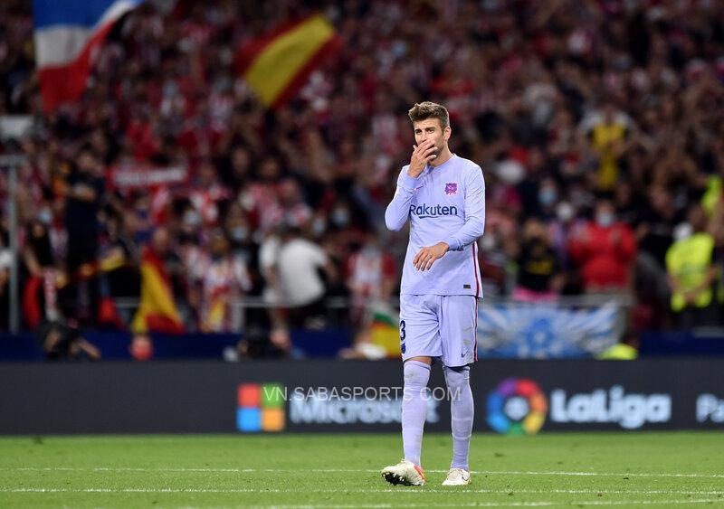 Barca chỉ thắng 1 trong 6 trận gần nhất