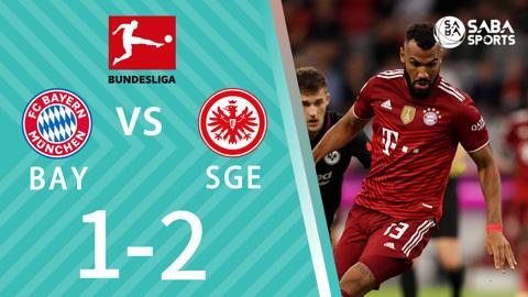 Bayern Munich vs Frankfurt - vòng 7 Bundesliga 2021/22