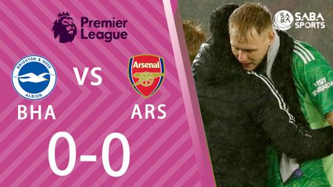 Brighton vs Arsenal - vòng 7 Ngoại hạng Anh 2021/22