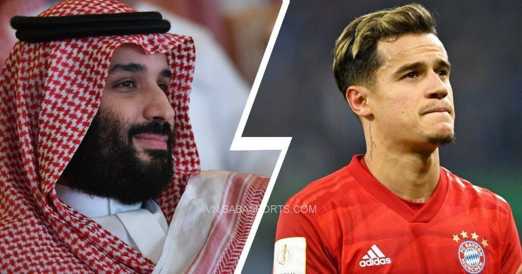 Coutinho rất có thể là hợp đồng khủng đầu tiên mà các ông chủ Ả Rập mang về Newcastle