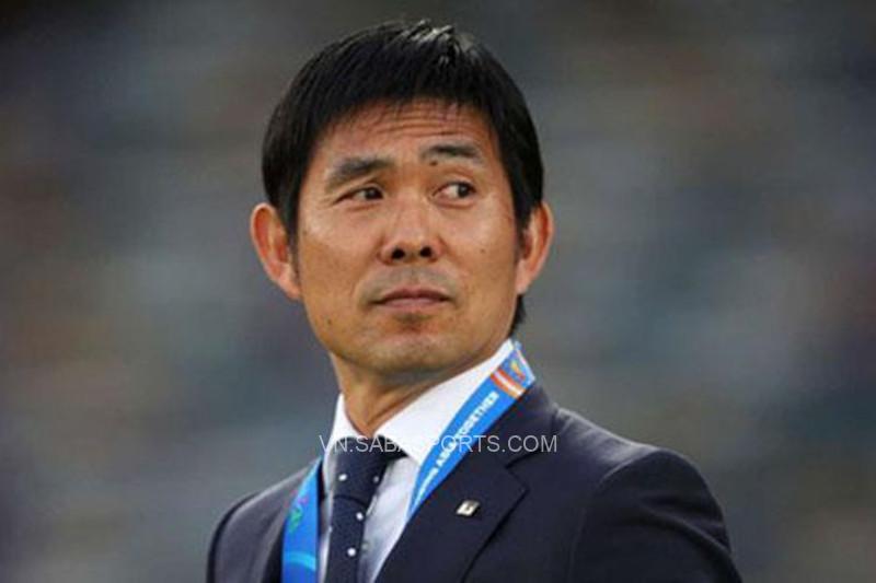 Nhật Bản có thể thay tướng trước trận gặp Việt Nam