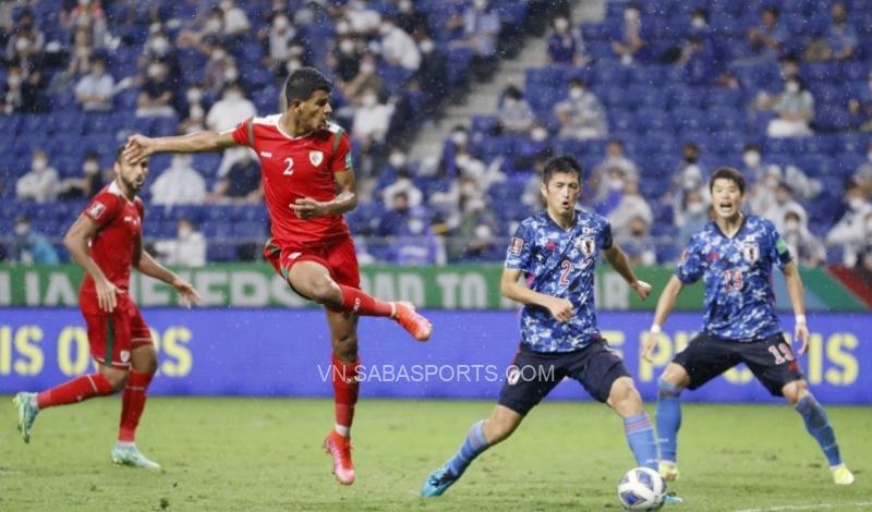 Oman từng thắng sốc Nhật ở ngày ra quân