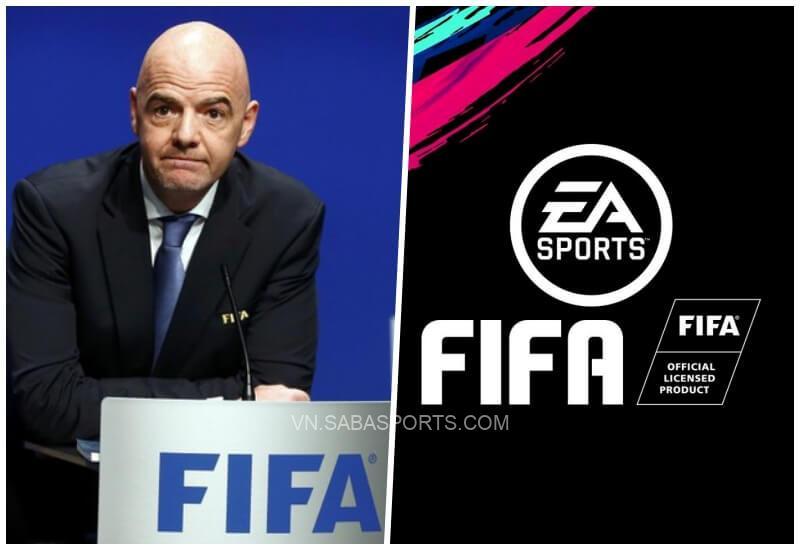 FIFA chấm dứt thế độc quyền của EA