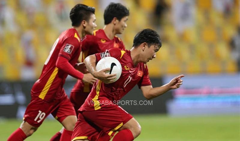Minh Vương đặt dấu ấn trong cả 2 bàn trước UAE