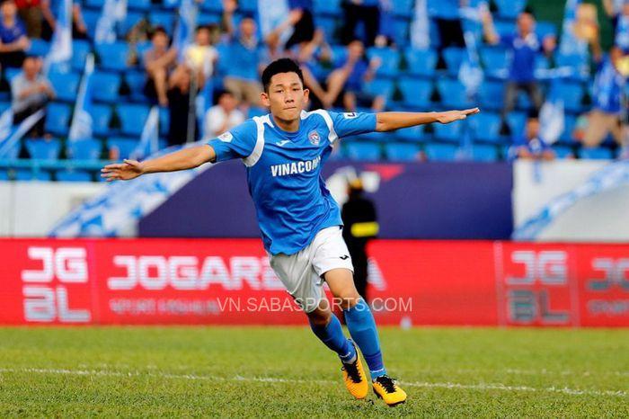 Hai Long là tài năng trẻ sáng giá nhất của Than Quảng Ninh trong vài năm gần đây