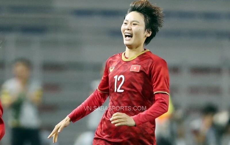 Hải Yến là trụ cột của CLB Hà Nội và đội tuyển quốc gia