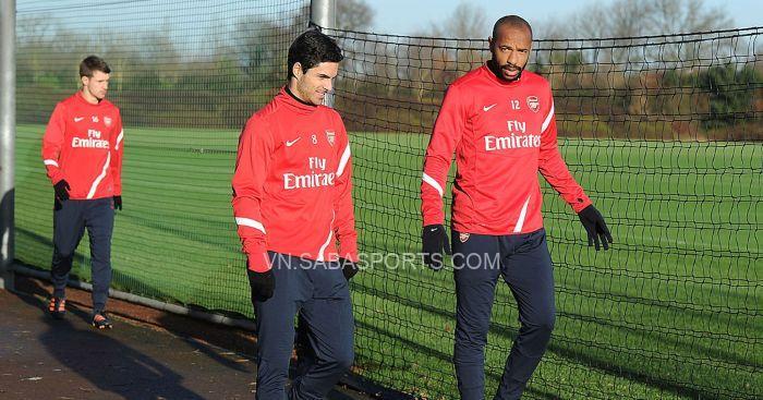 Henry hoài nghi về hướng đi hiện tại của Arsenal dưới thời Arteta (Ảnh: Arsenal FC)
