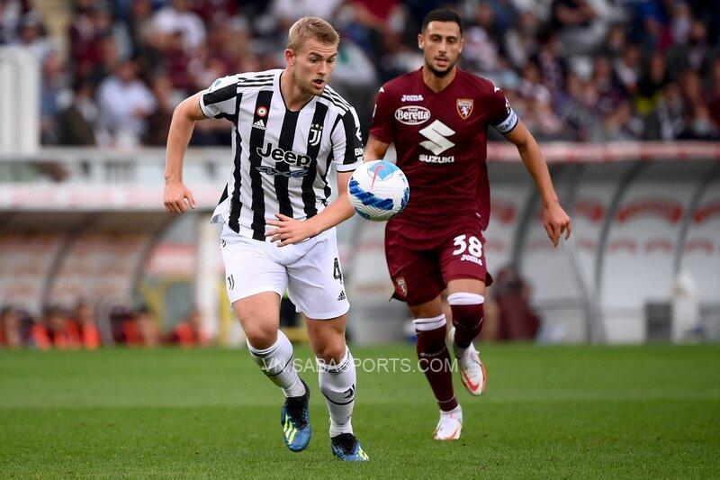 Juventus gặp nhiều bế tắc trước hàng thủ Torino