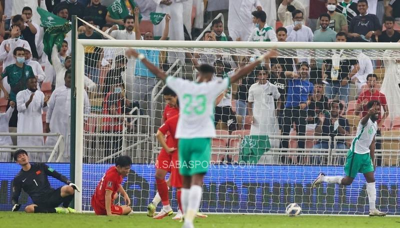 Al Najei thi đấu nổi bật với 2 bàn thắng ở trận đấu này