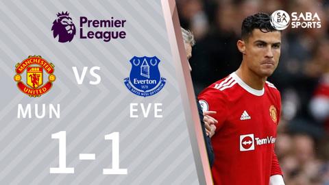 Man United vs Everton - vòng 7 Ngoại hạng Anh 2021/22
