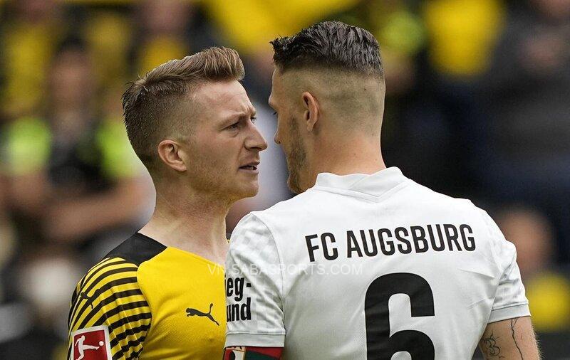 Marco Reus vẫn cháy hết mình cho màu áo Vàng Đen