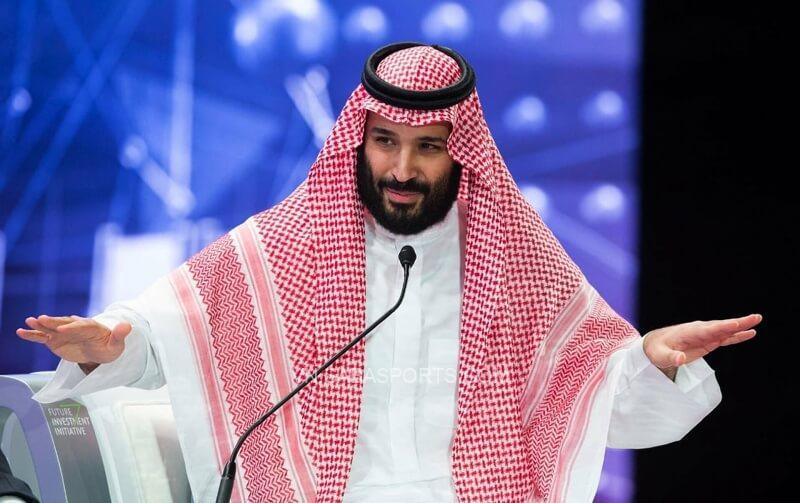 Thái tử Mohammad bin Salman là người đứng sau quỹ đầu tư này