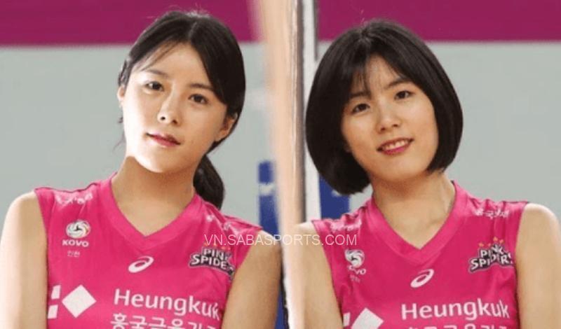 Cặp song sinh tai tiếng của bóng chuyền xứ Hàn