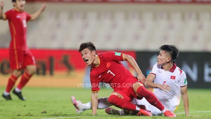 Thanh Bình trực tiếp mắc nhiều sai lầm ở trận gặp Trung Quốc