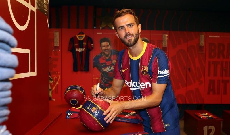 Pjanic tin Barca sẽ lấy lại được vị thế trong tương lai