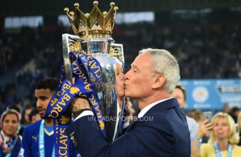 Khoảnh khắc chói sáng nhất sự nghiệp Ranieri