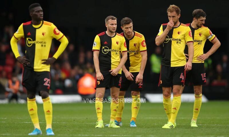 Watford không đi đúng hướng như ban lãnh đạo đội đề ra lúc đầu