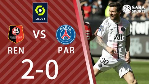 Rennes vs PSG - vòng 9 Ligue 1 2021/22