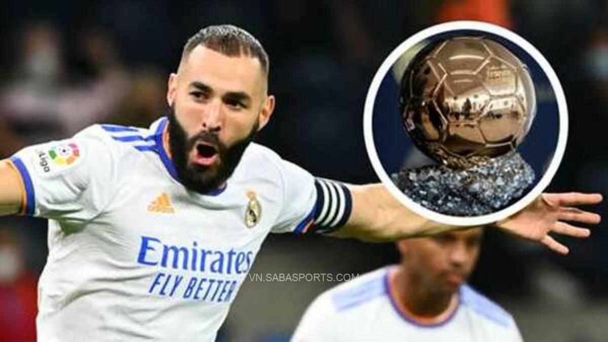 """""""Cả"""" Ligue 1 và Ronaldo ủng hộ Benzema giành QBV thay vì Messi"""