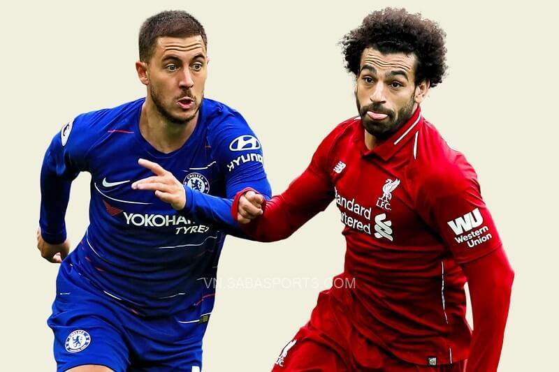 Fan Chelsea và Liverpool vẫn hay tranh cãi về hai thần tượng. (Ảnh: The Times)