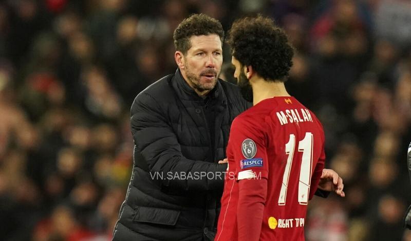 Không chỉ Salah, Simeone còn e ngại cái tên này của Liverpool