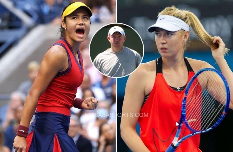 Thầy cũ Sharapova 'cảnh báo' những ai muốn làm việc cùng Raducanu