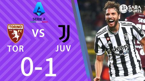 Torino vs Juventus - vòng 7 Serie A 2021/22