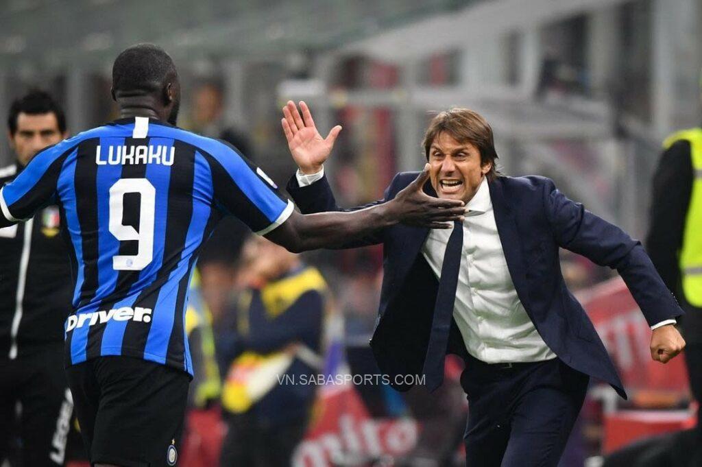Conte từng làm rất tốt trong việc nâng tầm Lukaku