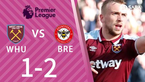 West Ham vs Brentford - vòng 7 Ngoại hạng Anh 2021/22