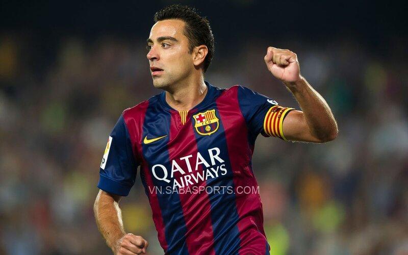 Xavi là huyền thoại hàng đầu trong lịch sử Barca