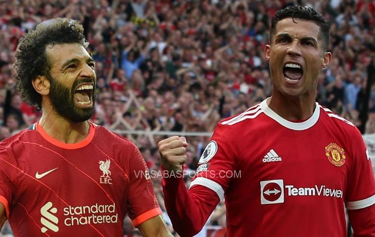Salah là một đối thủ vô cùng nặng ký cho CR7