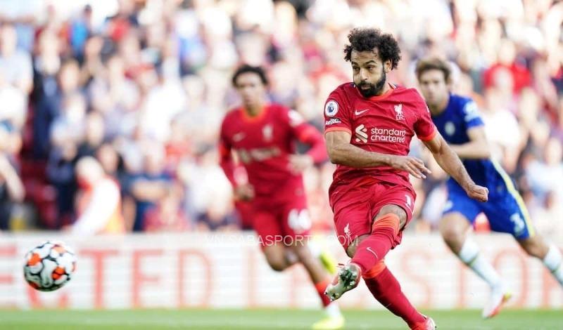 11m chiếm một phần không nhỏ trong thành tích ghi bàn của Salah ở những mùa gần đây