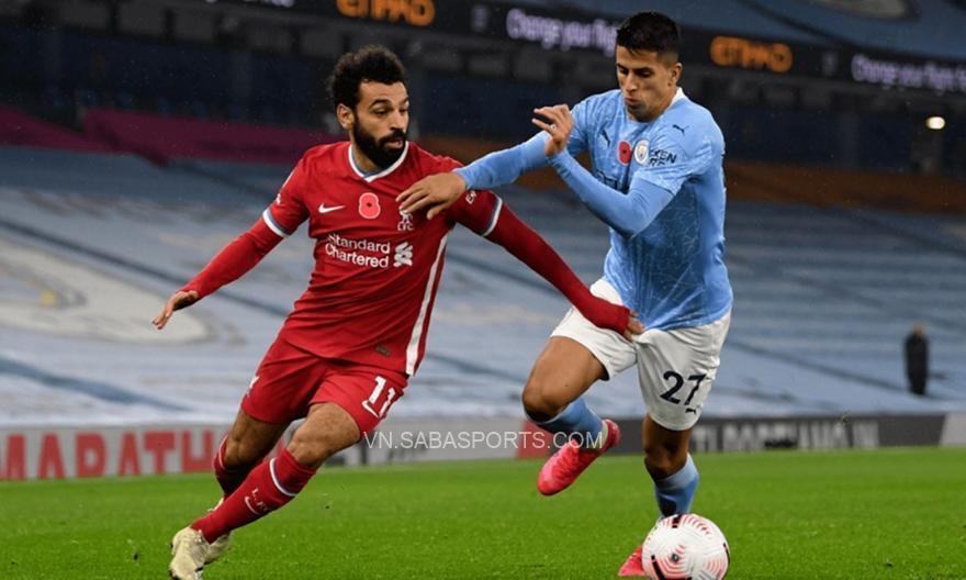 Trận đại chiến Liverpool với Man City có thể bất phân thắng bại