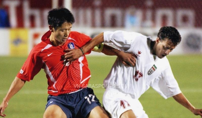 Hàn Quốc đã thất bại chua chát ngay trên sân nhà tại Asiad 2002
