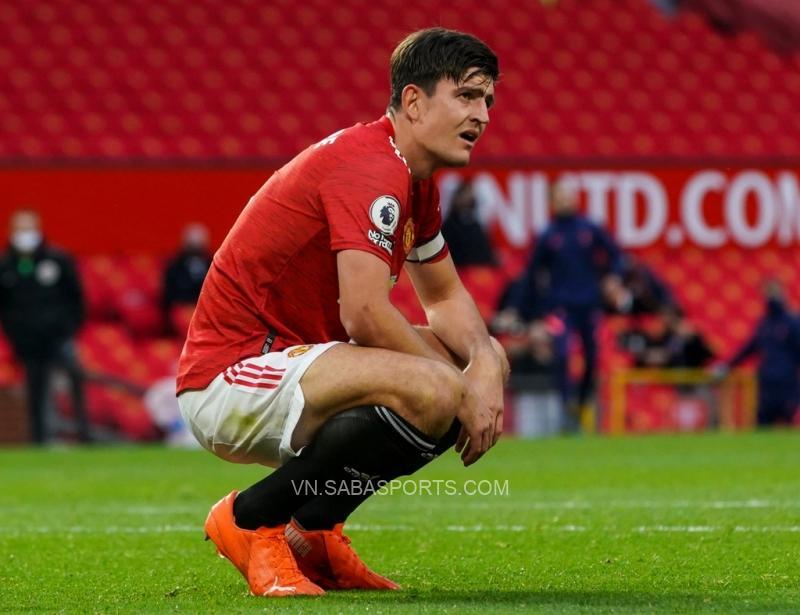 Maguire bị các đồng đội phản đối vai trò đội trưởng