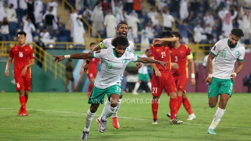 Ả Rập Xê Út là một trong số ít đội toàn thắng sau 2 lượt đầu