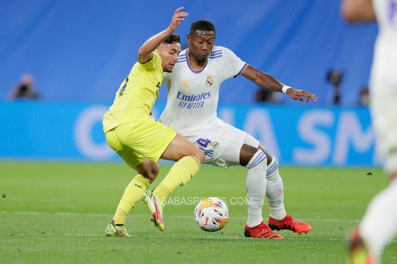 Real Madrid đã bị Villarreal cầm chân ở vòng 7 La Liga