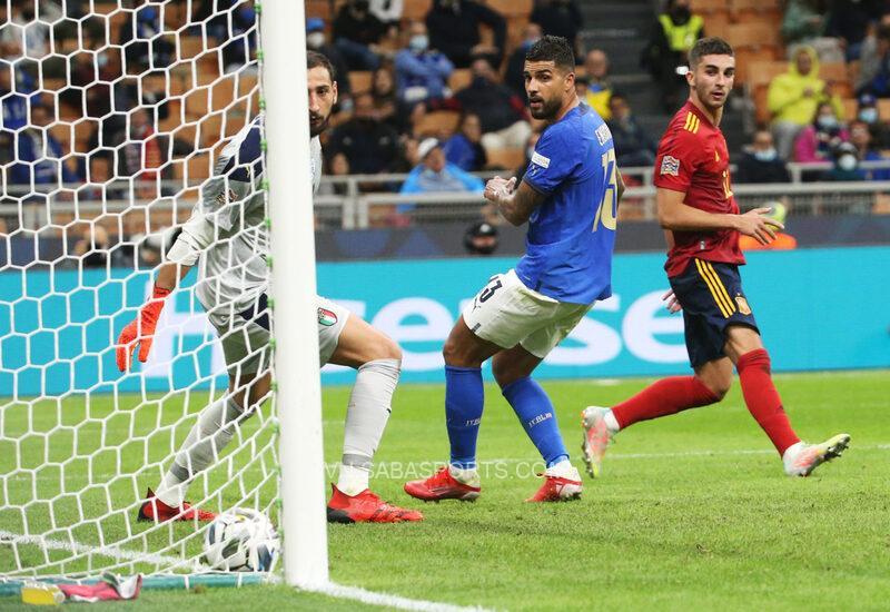 Trước trận thua ĐT Tây Ban Nha, lần gần nhất Azzurri nhận thất bại đã cách đây hơn 3 năm