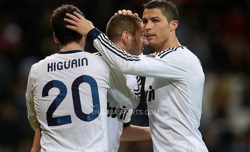 Ronaldo và Benzema góp mặt 2 lần trong danh sách này