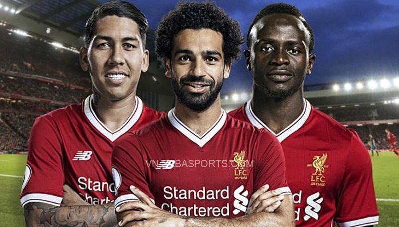 Tam tấu của Liverpool vẫn còn cơ hội nâng cao thành tích