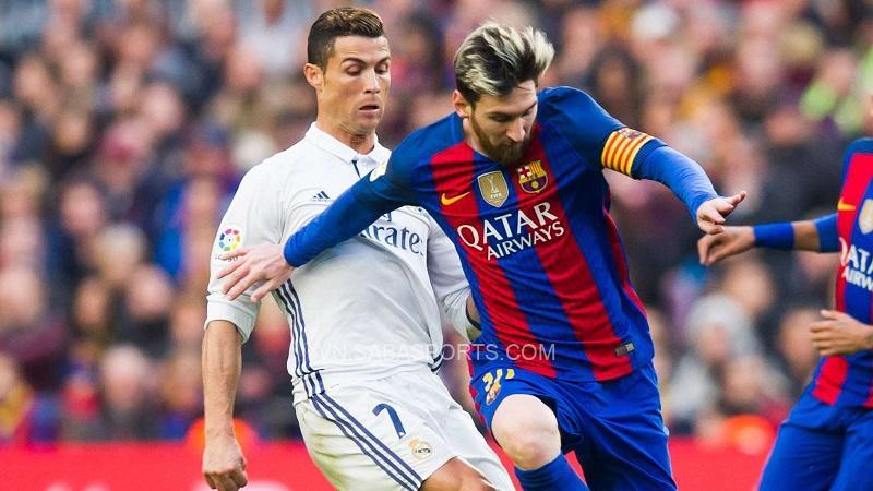 Messi và Ronaldo từng dẫn đầu các bộ ba lợi hại nhất lịch sử