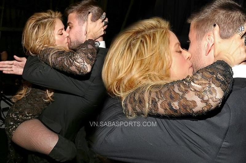 Shakira và Pique đã có 1 thập kỷ bên nhau