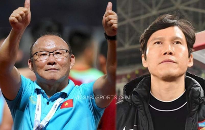 Hiểu biết về bóng đá Trung Quốc của ông Park Choong Kyun hứa hẹn sẽ hữu ích ở trận tới